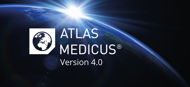 Advising medical professionals online – the updated ATLAS MEDICUS® 4.0 dashboard version sets new standards